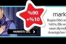 Avantajlı Alışveriş Fikirleri / Hem zekice, hem de avantajlı alışveriş yapmak isterseniz, Avantajix.com adresi tam size göre. (www.avantajix.com)