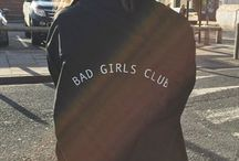 #badgirl