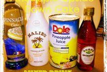 Mocktails & Cocktails / All of your favorite cocktail & mocktail recipes! / by SlickHousewives