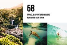 LIGHTROOM AND PHOTOSHOP PRESETS