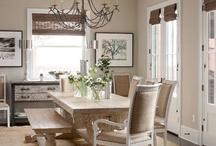 Decor Inspiration: Dining Room