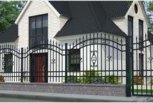 Ogrodzenia klasyczne / Tutaj prezentujemy nasze metalowe ogrodzenia klasyczne.