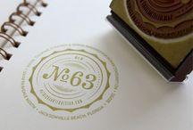 STAMP DESIGN / 2012/2013 Trend_ stamp design examples