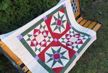 moje šití / patchwork, oblečení, bytový textil