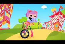 Lalaloopsy Webisodes / A look into the magical world of Lalaloopsy!