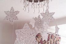 Crochet- Snowflakes