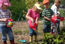 kids activities (Crafts/gardening)