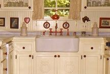 kitchen ideas / by Norma Dierksheide