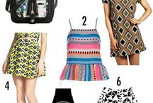 Spring 2014 Trend Guide / Trends inspired by Spring 2014 runways and how to get the look for less / by Penny Chic