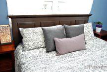 Master bedroom ideas / by Cheryl Morrissey