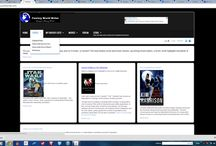 FantasyWorldWriter.com / Fansite with a forum, book reviews, highlights, recent news, and more about fantasy and sci fi books, movies, tv shows, and comic books