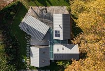 House of Four Houses / PROD architecture & design