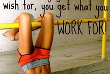 Work Out! / by Jessica Johnson