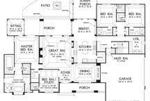 House plans  / by Heather Premack