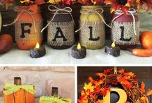 Fall/Halloween DIYs