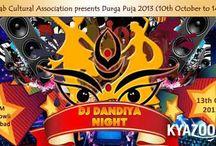 KyaZoonga.com: Buy tickets for DJ Dandiya Night@ Hyderabad