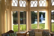 Drapery Hardware Projects / Fabulous custom window treatment projects using our draopery hardware.