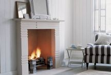 Fireplaces and Fire Surrounds / Beautiful fireplaces to finish off a room.   View the full range at www.topstak.co.uk .