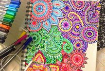 Dibujos: Zentangle Art