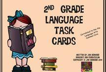 2nd grade reading / by Kristen Poe
