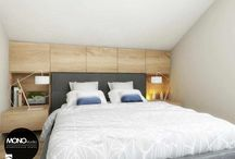 Sypialnia na poddasze