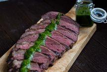 Bbq rundvlees recepten / Op dit board plaatsen we de lekkerste bbq recepten voor rundvlees