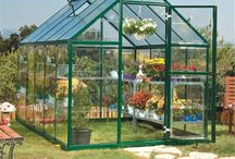 Greenhouses / Beautiful Greenhouses to let you grow through winter and all season long.