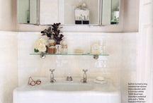 Bath Ideas / by Cathy Meek