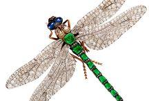 Bugs~Bees~Birds in Fashion / by Sandra Zinn
