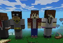 Minecraft you tubers