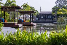 10,000 sqm of Common Areas in Lotus Villas / 10,000 sqm of Common Areas in Lotus Villas