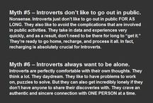 Introversion,sensitivity