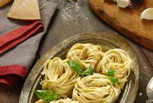 Taze Makarnalarımız / Dolgulu ve dolgusuz gerçek İtalyan lezzetleri. Ravioli, Tortellini, Panzerotti, Linguine, Fettuccine, Tagliatelle, Pappardelle, Lazanya.