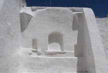 Dammusi, trulli, architetture mediterranee