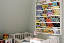 Kids Bedrooms & Playrooms / Ideas for Clara (and future babies) nursery and big kid rooms.  ;)