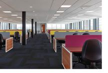 Diversity Groove / Diversity Groove is a versatile random lay, design product but in an industry first is positioned to be cost-effective in the market .  This product is not only UK manufactured but also provides class leading performance for a random lay design product, showing  BREEAM A+ status a heavy contract rating and BFL-S1 flammability ratings.