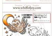 Whiff of Joy's cute stamps / by Whiff of Joy inc