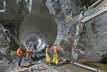 Trabajos en túneles