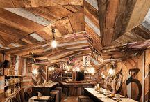 revestimentos de madeira
