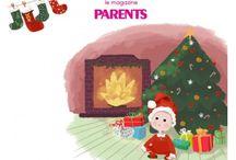DEC 14 - Box BABY 0-36 mois avec PARENTS MAGAZINE
