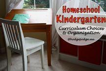 Homeschool: K-1