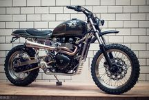Motorcycles / by Stewart Oxley