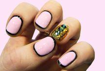 Nails / by Jane Bradley