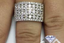 Custom made jewelry items