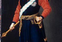 XVIII kontusz / polski strój narodowy