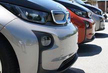 BMW i3 / The all new BMW i3 EV Electric Vehicle