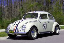 Famous Cars / Some may be your dream car, some may be nostalgic, but we're sure you'll recognize these rides!