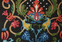 Inspiration - Folk embroidery / patterns from folk embroidery across the world