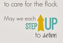 Volunteer and Service Ideas