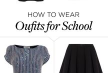 school school wear